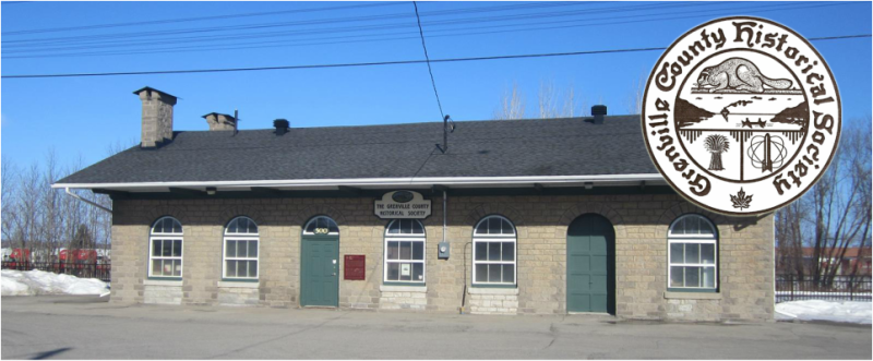 Grenville County Historical Society's Annual General Meeting will be held Thursday,January 26