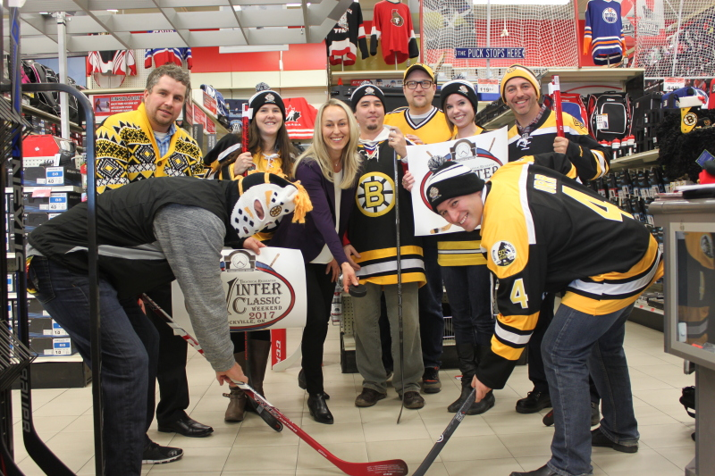 Raymond Bourque and the Big Bad Bruins coming to Brockville