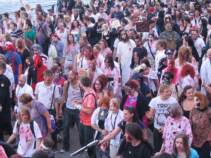 Zombie Walk comes to Prescott