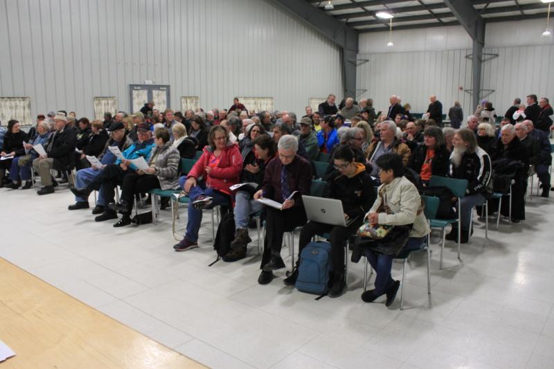 Residents earn Mayor's support against ED19