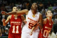 Lady Raiders Star Plays in National Tournament