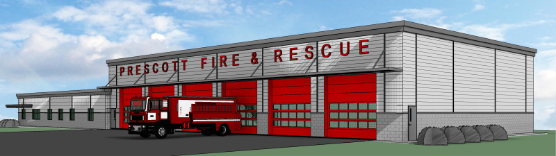 PFD can now picture the future in a new fire station