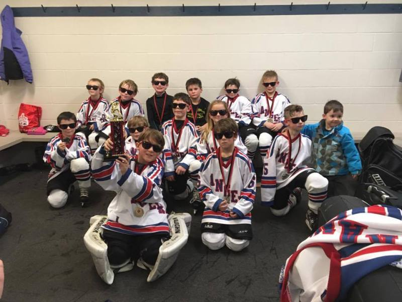 South Grenville Ranger teams excel in tournament play