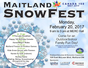 SnowFest in Maitland on Family Day